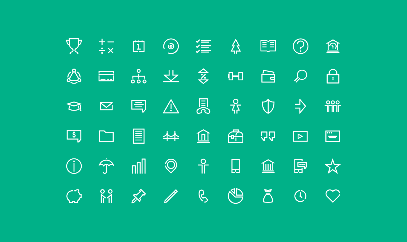 Mine iconography