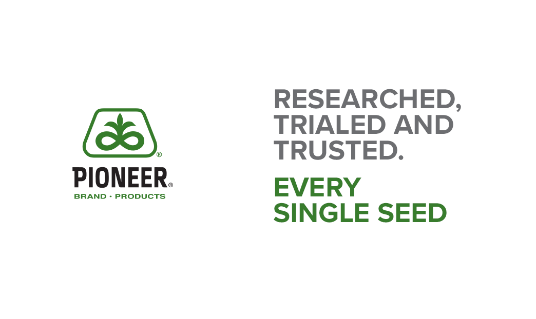 Researched, trialed and trusted. Every single seed