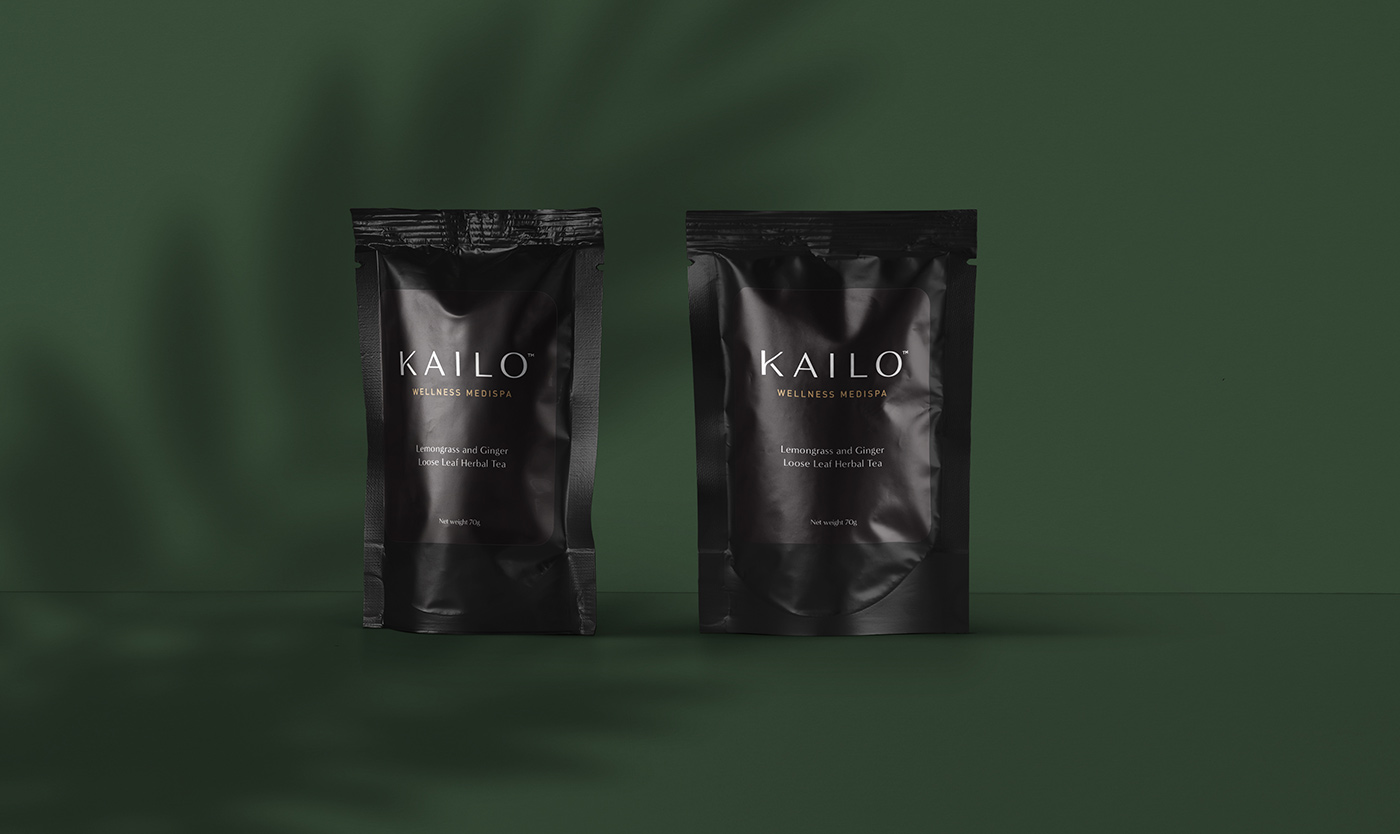 Kailo product packaging